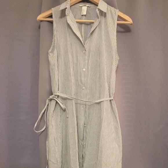 8d0b645954 H&M Dresses | Hm Shirt Dress | Poshmark